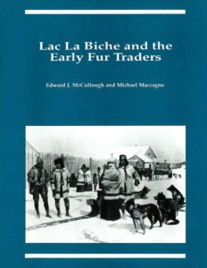 Lac La Biche and the Early Fur Traders cover