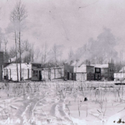 The Early Lac La Biche on-line exhibit explores the early history of the Lac La Biche Settlement from 1798-1939. We look back on the establishment of the first fort, the impact of the railway on the community, early businesses, and more!