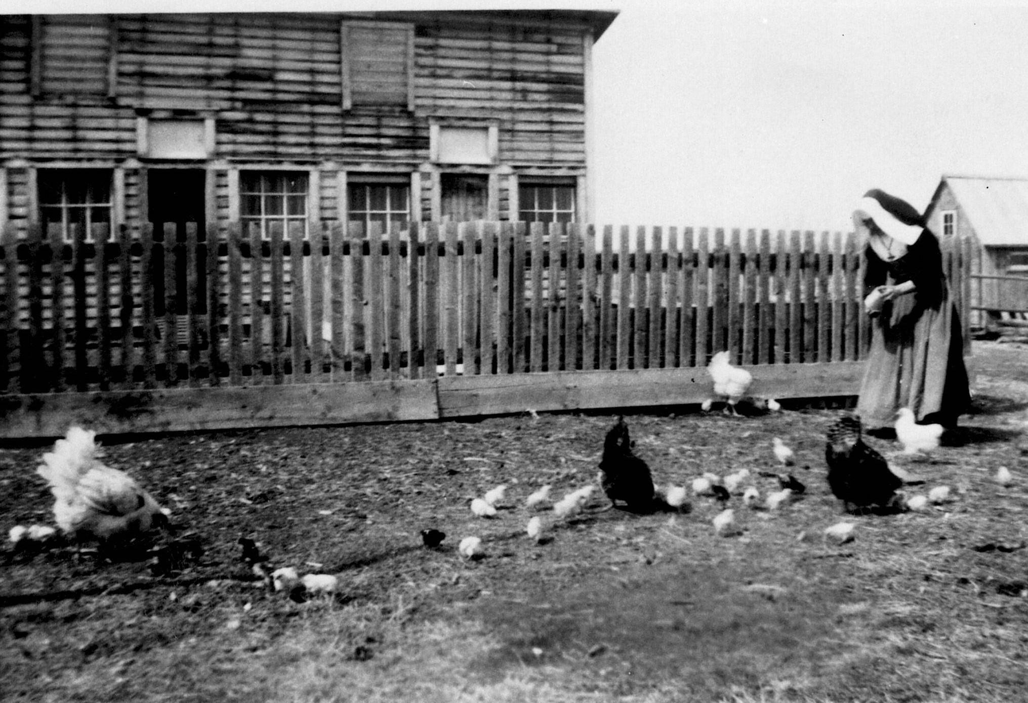 Image courtesy of the Lac La Biche Mission Historical Society