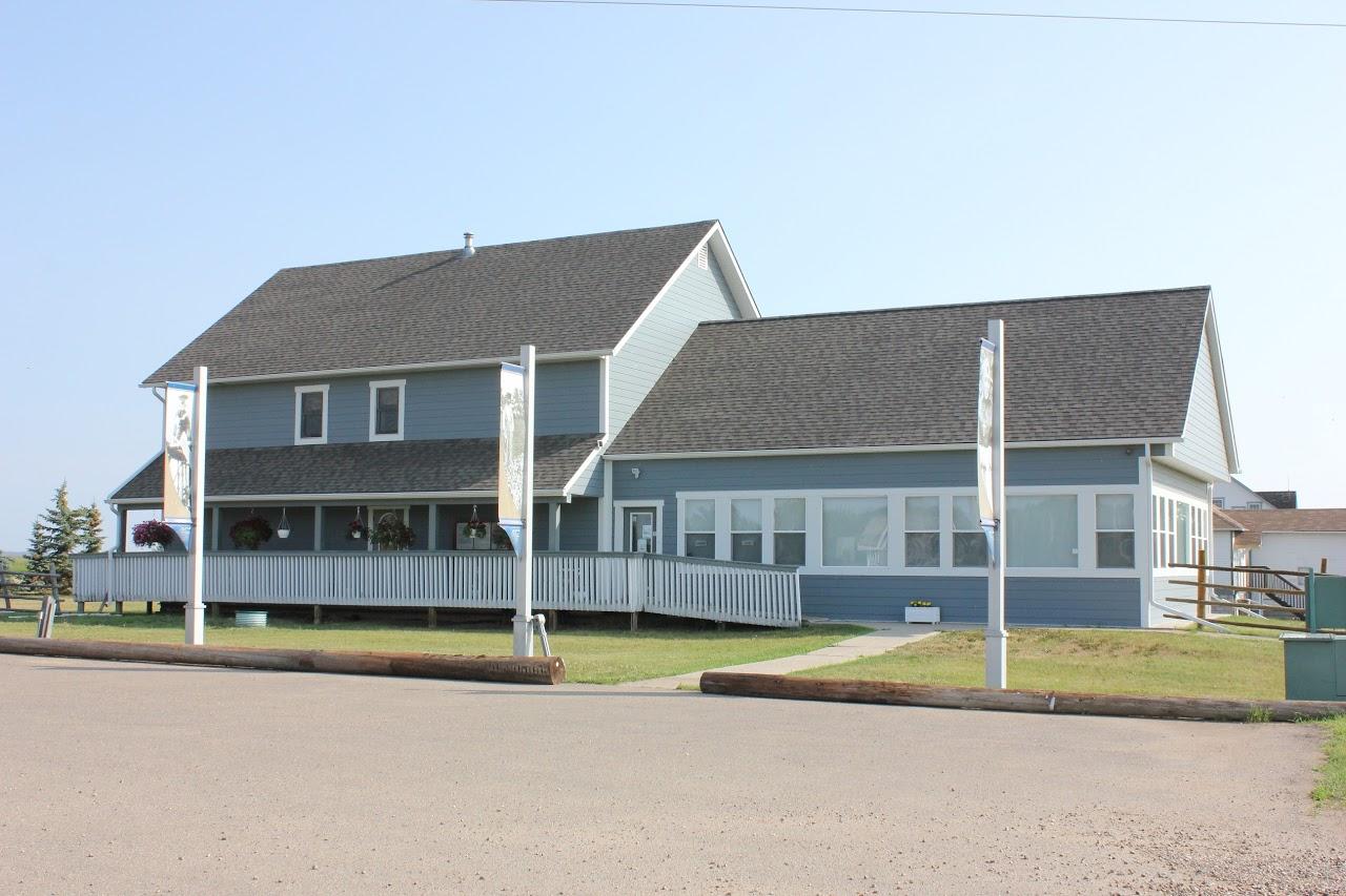 Image Courtesy of Lac La Biche Mission Historical Site