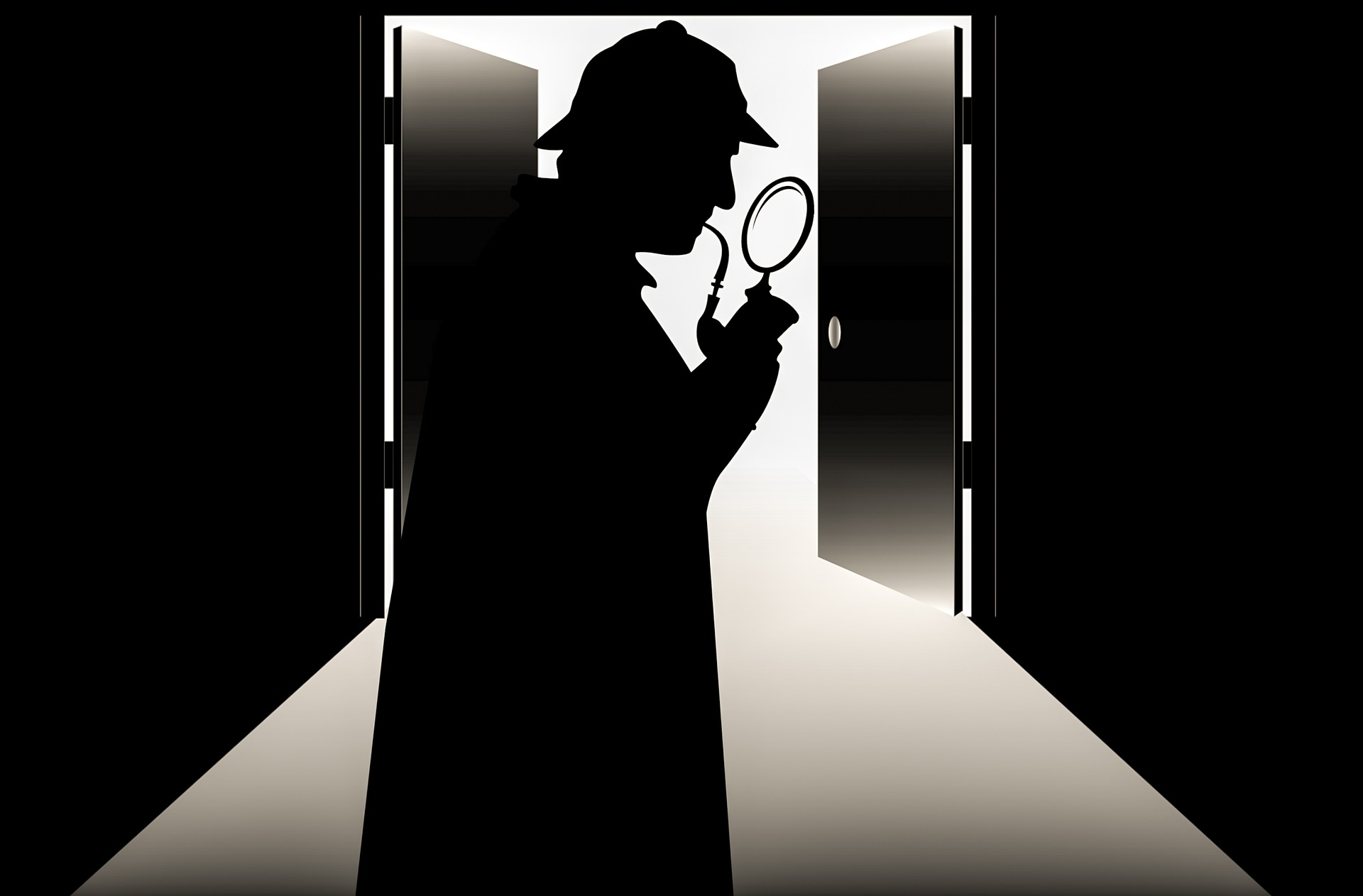 Can you solve the crime? Only someone with a keen knowledge of Lac La Biche will be able to sort through the evidence and figure out which of the four suspects is lying.