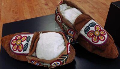 Indigenous Footwear: Reflections of Culture in Wearable Art